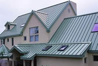 Ideal Residential Metal Roofing 2