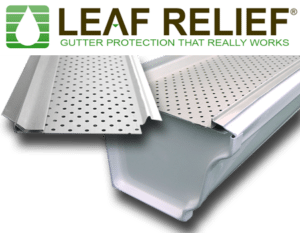 leaf relief logo