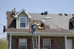 Roofing Company and Required Tools