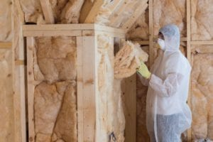 Home Contractors Check And Install Insulation