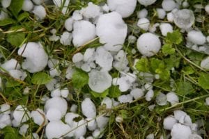 Topeka Hail Storm Roofing Repairs