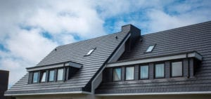 reflective roof roofing color