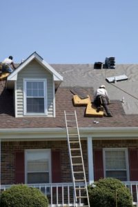 roofers replacing roof recommendation roofing company
